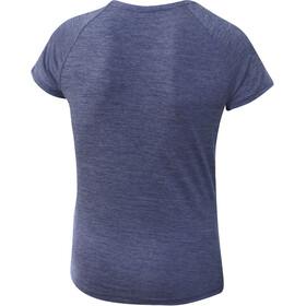 Löffler Softtouch T-shirt à motif Femme, plum